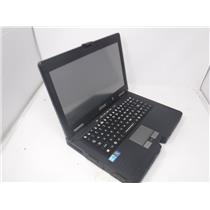 """GETAC S400 Single Touch I5-M520.2.4GHz 8GB RAM HDD 300 GB 14"""" Computer Laptop"""