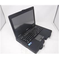 """GETAC S400 Single Touch I5-M520 2.4GHz 4GB RAM NO CADDY/NO HDD/ 14"""" Laptop"""
