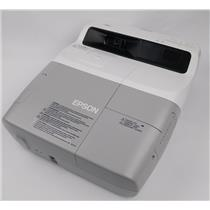 Epson PowerLite 450W Model H318A LCD Projector with 0 hours lamps Tested Working