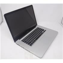 MacBook Pro 15-Inch Early-2011 w/ i7-2635QM 2.0 GHz 8GB RAM 128GB SSD