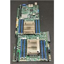 Supermicro X10DRG-H Motherboard DP Xeon LGA2011-3 DDR4 w/ Dual Heatsinks