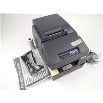Epson TM-U675 M146B POS Receipt Printer w UBU03II USB Adapter