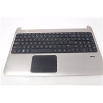 HP Pavilion DV62-6200 Laptop Palmrest+Touchpad w/ Keyboard Assembly *TESTED*