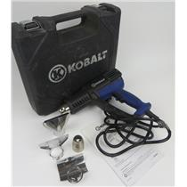 Kobalt HG2000 1500-Watt Professional LCD Heat Gun W/ Accessories