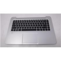 HP Sream NoteBook Laptop Palmrest+Touchpad w/ Keyboard Assembly *TESTED*