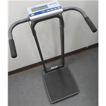 Befour MediChoice SCAL38MC Professional Healthcare Scale W/ Handrail - WORKING