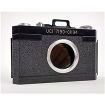 Nikon M-35S Microscope Camera Body TESTED WORKING