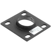 """NEW Chief CMA105 4"""" (102 mm) Ceiling Plate / Bracket W/ 1.5"""" NPT Opening"""