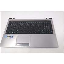 Asus A535 Palmrest+Touchpad w/Keyboard Assembly