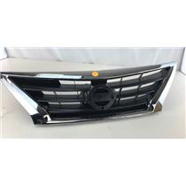 FACTORY 2016-2018 Altima Factory Front Chrome Grille 623109KMOA
