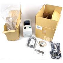 New Zebra TLP2824-Z Desktop Thermal Printer Ethernet and RJ-11 serial