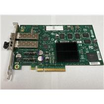 Chelsio PCI-E 10GbE Dual Port SFP+ Network Card With GBIC's CC2-S320E-SR