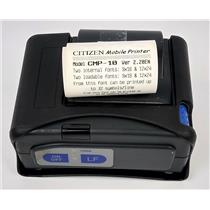Citizen Systems CMP-10BT Wireless/Bluetooth Printer Tested Working Printer Only