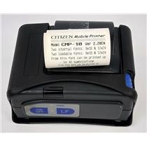 Citizen Systems CMP-10BT Wireless/Bluetooth Printer Tested Working Printer Only