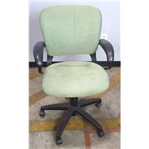 Hon MRCY9G Office Chair Green - local pickup only