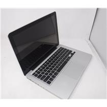 Apple MacBook Pro A1278 Late 2008 13' w/Core 2 Duo P7350 4 GB RAM 500 GB HDD