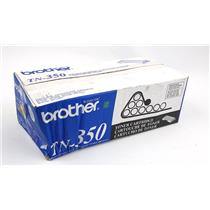 NEW Brother TN-350 Black Toner Cartridge Genuine OEM Factory Sealed
