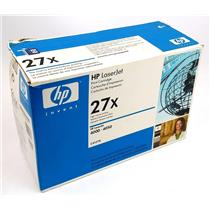 NEW Genuine HP C4127X Black Toner Cartridge HP Laserjet 4000 4050