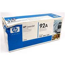 NEW Genuine HP C4092A 92A Black Toner Cartridge HP Laserjet 1100 3200 3220