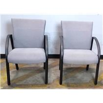 Lot of Two La-Z-Boy Gratzi LF12A Guest Chair - Local Pickup Only