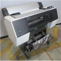 "Epson Stylus Pro 7900 24"" Wide Large Format Printer - LIMITED TESTING -FOR PARTS"