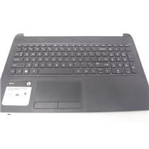 HD NoteBook 15 Palmrest+Touchpad w/Keyboard Assembly *TESTED*