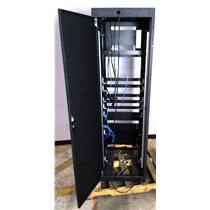 """ERK-4025-724287 19"""" 40U Standard Enclosure for Electronics Rack Mount Cabinet"""