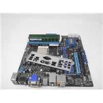 Combo Asus CM175 motherboard w/ AMD A8 5500  3.20 GHz/ 8 GB RAM