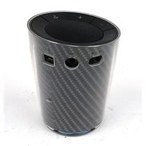 iHome iDM9 Rechargeable Handsfree Speakerphone Bluetooth Black TESTED & WORKING