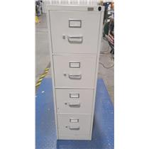 """HON 310 Series 4-Drawer Vertical Metal File Cabinet Letter 52"""" High PICKUP ONLY"""