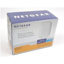 NEW Netgear RP614 DSL 100Mbps 4-Port 10/100 Wired Router 54Mbps Wireless Router