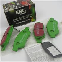 NEW EBC DP21390 D1195 Green Stuff Suzuki Liana (2001>) Brake Pads