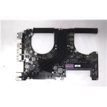Apple MacBook Pro A1286 Logic Board 820-2523-B w/C2D P9600  2.80 GHz