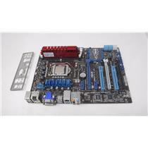 Combo Asus P8Z77-V LK motherboard w/ i5-3570k  3.40 GHz/ 8 GB RAM