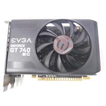 EVGA NVIDIA GeForce GT 740 SC  4GB DDR5 P/N 04G-P4-3748-KR Video Card