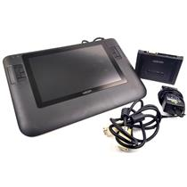 Wacom Cintiq 12WX 1200W LCD Monitor Graphic Interactive Tablet TESTED & WORKING