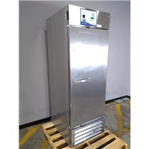Fisher Scientific MR25SS-SAEE-FS Lab Fridge 23 cu ft POWERS ON SEE DESCRIPTION