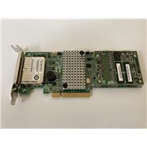 LSI MegaRAID 9286-8e 6Gb/s 8-Ports SAS Controller Half Height Bracket