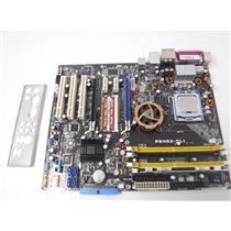 Combo Asus P5ND2 SLI motherboard w/Pentium 4640 3.2GHZ 1 GB RAM