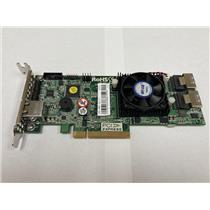 Areca 6Gb SAS/SATA Raid Controller ARC-1882I Low Profile