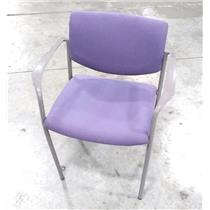 Steelcase 475412M Office Chair Purple - LOCAL PICKUP ONLY