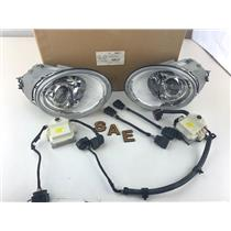 2002-2005 VW Beetle BOSCH COMPLETE HEADLIGHT HID CONVERSION KIT SET 0318130779