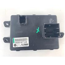 2012-2013 DART HVAC Control MODULE 68081871AB Heat and AC 68081871AC