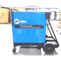 Millermatic Syncrowave 250 TIG Welder  - UNTESTED
