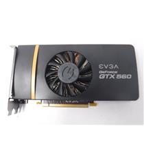 EVGA GeForce GTX560 SC 2 GB P/N: 02G-P3-2069-KB DR5 Video Card