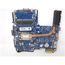 HP NoteBook Laptop motherboard 6050A2822801-MB-A01 w/AMD E2-7110 1.80 GHZ