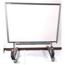 "Smart Technology SMART Board SB660 Interactive Whiteboard 51"" Active Screen Area"