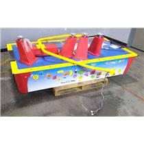 """Valley Dynamo 86"""" V8 Air Hockey Table 020400976 - FOR PARTS OR NOT WORKING"""