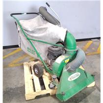 Billy Goat BG1002 7.45 KW 3900 RPM Hard Surface Vacuum - TESTED & WORKING