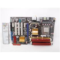 Combo Asus P5Q SE PLUS motherboard w/C2Q Q8200 2.33GHz 4 GB RAM
